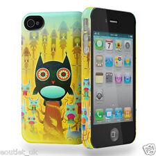 Cygnett Case Cover For iPhone 4/4S - Hootsville Cute Owl Design NEW RRP £24.95