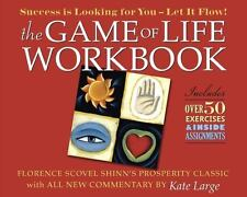 The Game of Life Workbook: Florence Scovel Shinn's Prosperity Classic Newly Expa