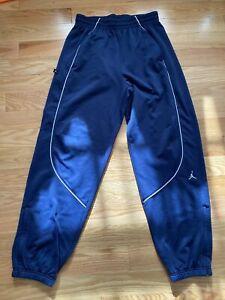 Air Jordan Sports Pant XL Blue