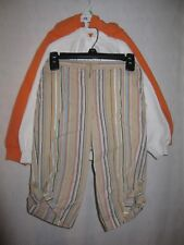 Hanna Andersson Boys Set of Pants Size 90 and 2 Jackets Size 90 & 100 - Euc