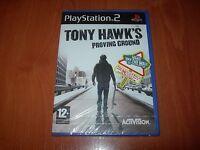 TONY HAWK´S PROVING GROUND PS2 (PAL ESPAÑA PRECINTADO)