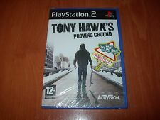 TONY HAWK´S PROVING GROUND PS2 (PAL ESPAÑA PRECINTADO)