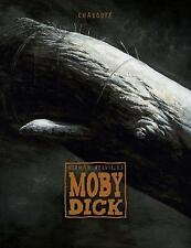 Moby Dick by Christophe Chaboute (Hardback, 2017)