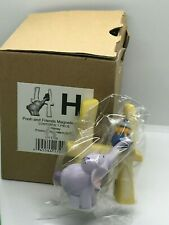 Disney Pooh and Friends Letter H Figurine Elephant