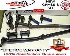 LIFETIME Drag Link Tie Rod Ball Joint Kit for Dodge Ram 2500 3500 4X4 2003 - 08