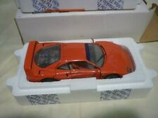 A Pre-owned Franklin mint  1989 Ferrari F-40,  Boxed, With paperwork