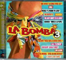 La Bomba 35 Super Bombas 2001 (2 cds set) (IMPORTADO) BRAND  NEW SEALED CD