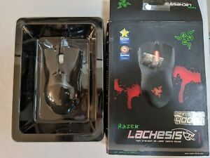 Razer Lachesis 4000 DPI Laser Gaming Mouse