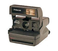 Una paso Polaroid 600 Flash ** película Incluido *** listo para disparar ** + 1 Gran Regalo