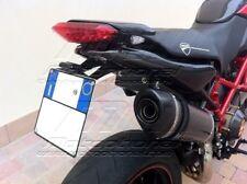 Kit Portatarga e Cover Ducati Hypermotard 1100 1100evo 796 Scarico Singolo