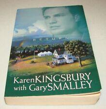 Return by Gary Smalley & Karen Kingsbury 2003 Redemption Series #3 Trade PB