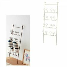 Disney Mickey Mouse Slippers Rack Stand 4 Pairs Storage Japan EMS