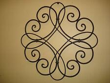 NEW METAL HOME WALL ART DISPLAY PLAQUE kitchen cafe decor room sign design black