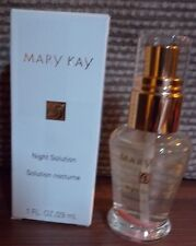 Mary Kay Night Solution 1 FL. OZ.- All Skin Types -  #6577 - New in Box NIB