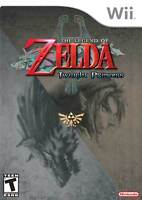 The Legend Of Zelda: Twilight Princess Wii Game