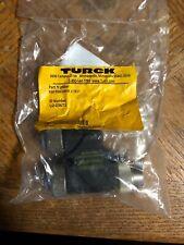 TURCK XSH-RSM-2RKM 57/K1T, DEVICENET TEE, 5 POLE/5 POLE/5 POLE, NEW In Package