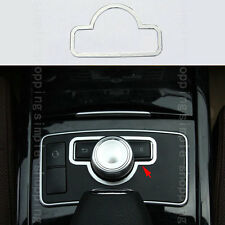 Alloy Multimedia Button Frame Cover Trim For Mercedes-Benz C Class W204 08-2013