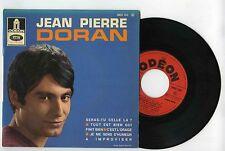 45 RPM EP JEAN PIERRE DORAN SERAS TU CELLE LA (1966)