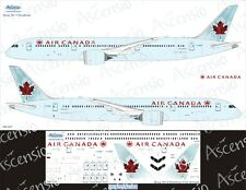Boeing 787-9 Dreamliner 1/144 Air Canada Decal Ascensio 789-007