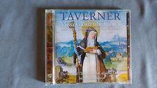 TAVERNER - MISSA GLORIA TIBI TRINITAS - CD