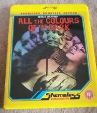 All The Colours Of The Dark (1972) [Blu-Ray] Edwige Fenech Sergio Martino GIALLO