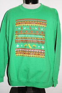 USC TROJANS Mens XL X-Large UGLY-Christmas Sweatshirt Combine ship Discounts