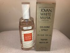 Jovan White Musk For Women by Coty 2.5 oz Cologne Spray In Box (A41)