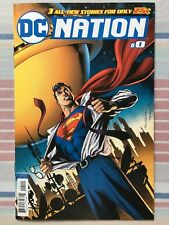 DC Nation #0 1:100 Superman Variant • NM • 1st Appearance of Robinson Goode • DC