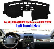 Dash Mat Dashboard Cover for VW Touareg 2002-2009 Left Hand Avoid Light Pad