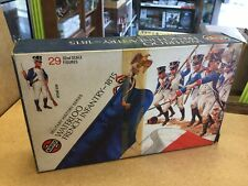 Vintage Airfix 1/32 French Infantry 1815 Waterloo 1973 Soldiers Boxed Complete