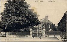 cpa : LUNERAY, La Porte Rouge, éd. Vidière,1930