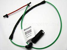 Front Brake Pad Wear Wire Sensor Bmw E46 M3 CSL with Porsche Caliper Conversion