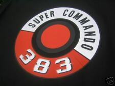 66 67 68 69 70 PLYMOUTH 383 SUPER COMMANDO AIR CLEANER DECAL