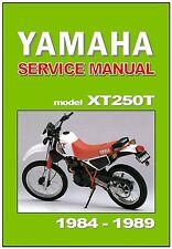 s l225 yamaha srx250 manuals & literature ebay  at gsmportal.co