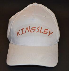 Personalised white Cap
