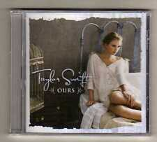 TAYLOR SWIFT - OURS - SPECIAL EDITION CDs USA 2 TRAKS -  SIGILLATO!!!! MINT !!!