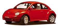 BURAGO 1:18 AUTO DIE CAST VOLKSWAGEN NEW BEETLE 1998 ROSSA 3342