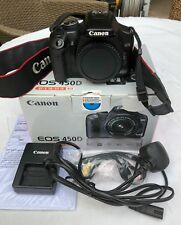 Canon EOS 450D body only