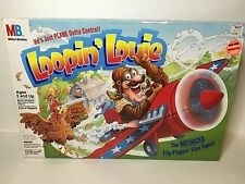 MINT NEW Loopin' Louie Looping Board Game Vintage 1992 UNOPENED BOX. RARE