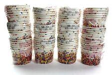 Treat Cups Sprinkles DCOR 12 Packs Of 6 Ice Cream Dessert Disposable