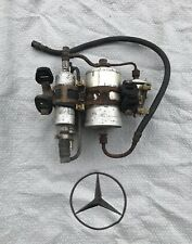 90-93 Mercedes Benz R129 500SL, 300SL Fuel Pump Accumulator, Regulator, Filter