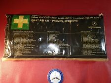 VINTAGE Mercedes-Benz FIRST AID KIT