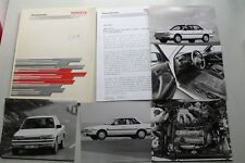 Pressemappe Toyota Camry GXi V6, 4.1988, Textblock, 5 Fotos, 0,3 kg