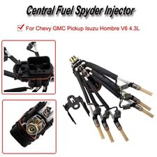 1 * Universal Central Fuel Spyder Injector Spyder Injector For Chevy Gmc Pickup