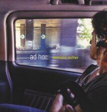 DOMINIC MILLER - AD HOC  VINYL LP NEU