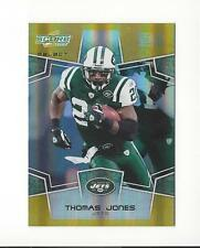 2008 Select Gold Zone #223 Thomas Jones Jets 30/50