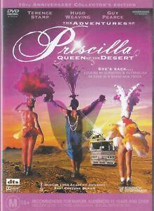 The Adventures Of Priscilla - Queen Of The Desert (DVD, 2000) Collectors Edition