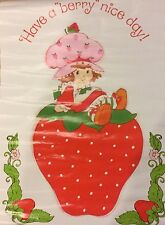 Strawberry Shortcake #13-480 (Have a Berry Nice Day) Poster  American Greetings