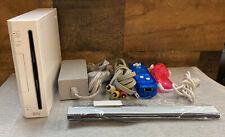 Nintendo Wii Console White RVL-001 GameCube Compatible *BUNDLE*