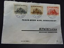 Fagus-Werk Umschlag Walter Gropius Johannes Molzahn Weltkulturerbe Allfeld